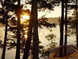 Cypress Head camping