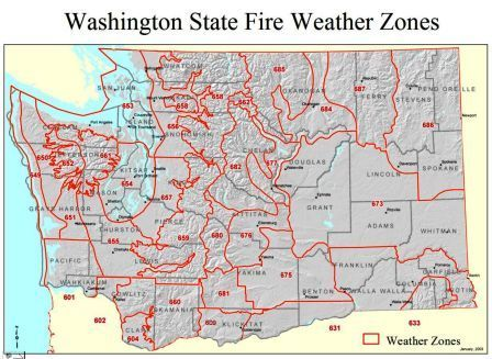 National Weather Services Helps Develop Fire Season Protocol Fire