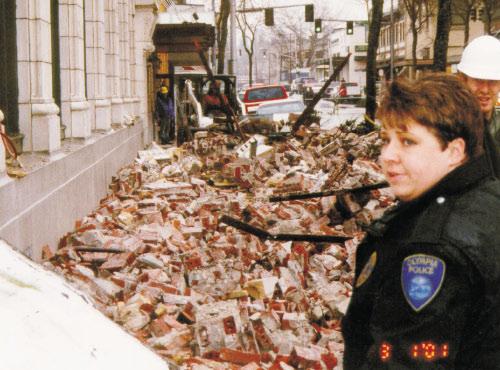 Washington State Earthquake Building Codes