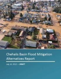 Ruckleshaus Report on Chehalis Basin Flooding Prevention Alternatives