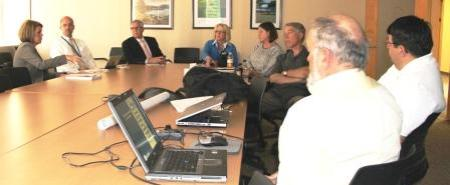 DNR Mt. Rainier Lahar Risk Briefing