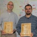 USFS award to dnr staff