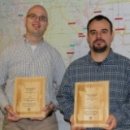 USFS award to dnr staff