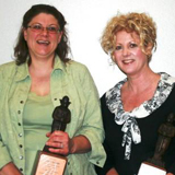 National Smokey Bear Award - Sand Williams & Julie Oliver