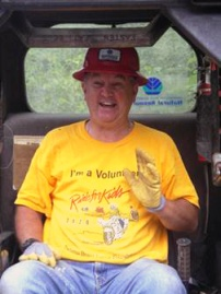 Bob Langley Volunteer Hero