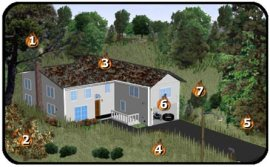 8 steps to reduce wildfire threats