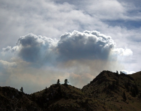 Swakane Canyon Fire-2010