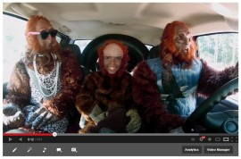 Take a walk on the wild side and watch the Squatch Family Video!