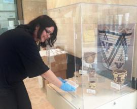 Mandy McCullough, Squaxin Museum Curator