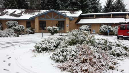 DNR's Pacific Cascade Region office in Castle Rock, Washington