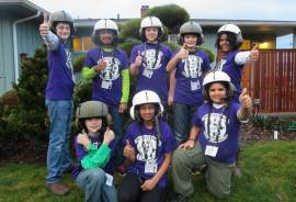 First Lego League students from Jefferson Middle School are heading to the state final competition in Ellensburg, WA on February 22