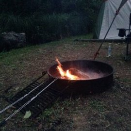 Before having any campfire, check with your campground host or the local fire district to see if they are allowed. PHOTO BY: Sarah Foster
