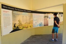 Mima Mounds Interpretive Center