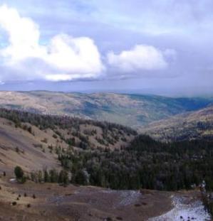Naneum Ridge
