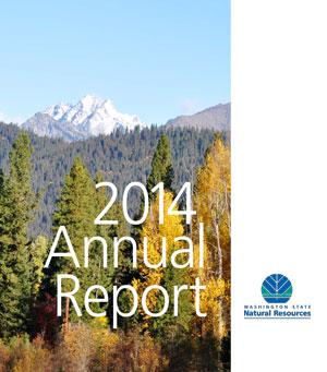 DNR 2014 Annual Report