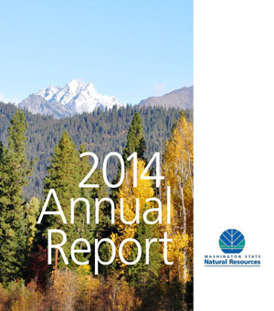 DNR 2014 Annual Report
