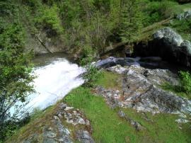 Douglas falls campground