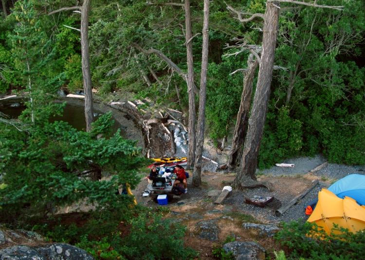 Lummi Island NRCA by Jason Goldstein/DNR