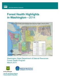 Forest Health Highlights is a report on insect and disease activity in Washington's forests.