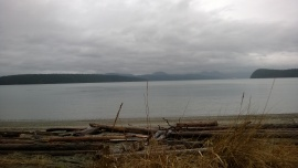 DNR's Upright Channel, a popular day-use recreation site on Lopez Island, includes trails, beach access and a picnic area. Photo: DNR