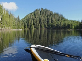 Yahoo Lake, Olympic Peninsula
