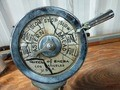 An antique wheelhouse telegraph is one of the many items recovered from derelict vessels you can find on auction.