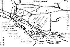 Casland map