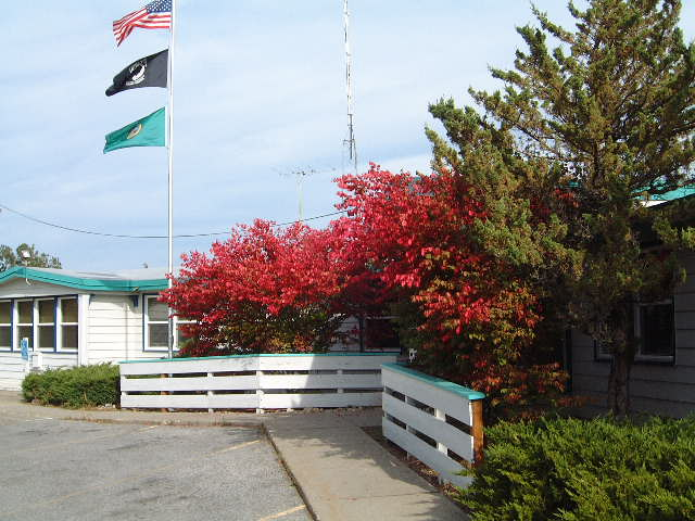 DNR's Northeast Region office in Colville.