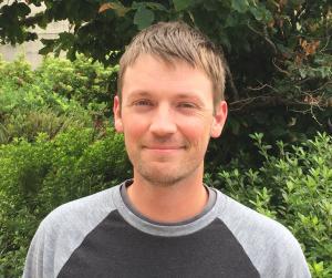 DNR Natural Resources Specialist Josh Meek