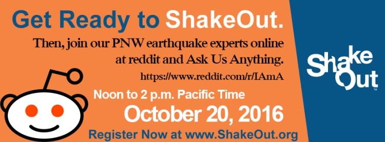 shakeoutreddit