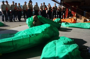 Emergency Fire Shelter Orientation