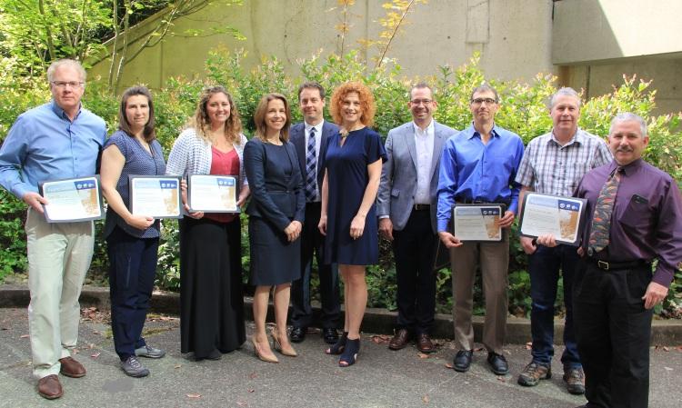 certificates of appreciation