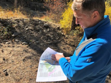 Doug McClelland and the Teanaway recreation Plan