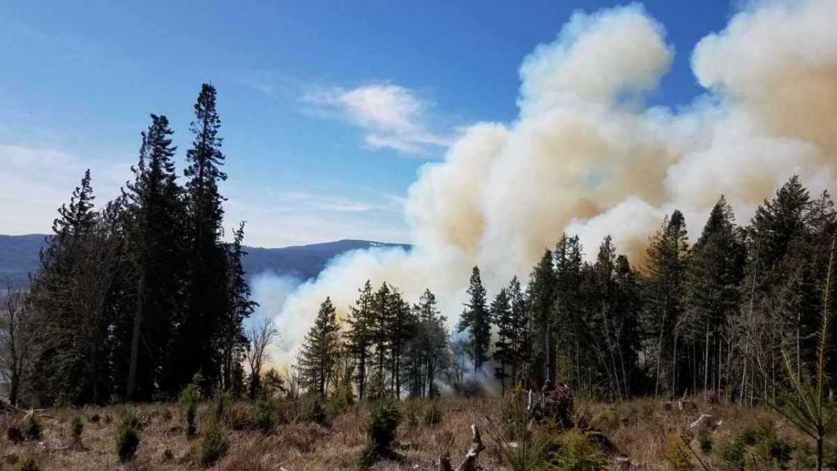 Wildfires Already? We're Working Hard, and Need Your Help, Too