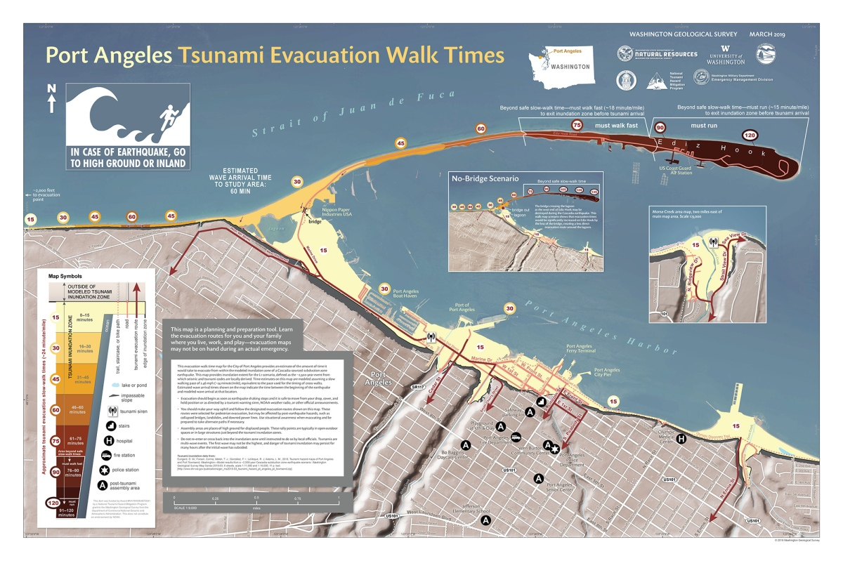 New maps help you walk away from tsunami – EAR TO THE GROUND ...